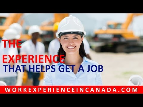 Internships Work Experience In Canada Quebec Montreal