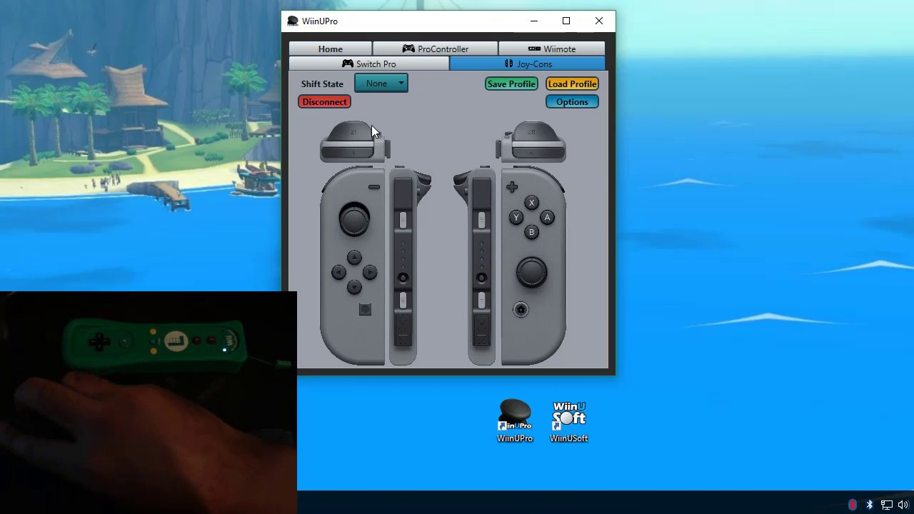 Connect Nintendo Controllers to Windows