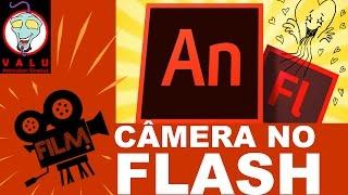 Animate CC 2017 agora tem Câmera