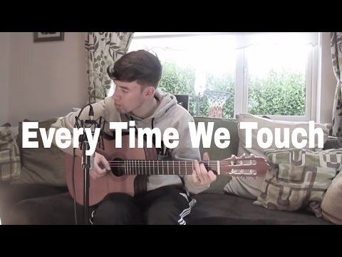 Cascada - Every Time We Touch - Fingerstyle/Guitar Cover