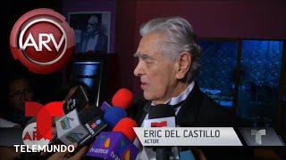 Eric del Castillo agradece a El Chapo por cuidar a su hija | Al Rojo Vivo | Telemundo