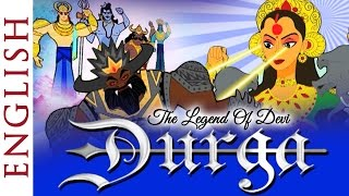 The Legend Of Devi Durga (English) | Animated Full Movie for Kids - HD