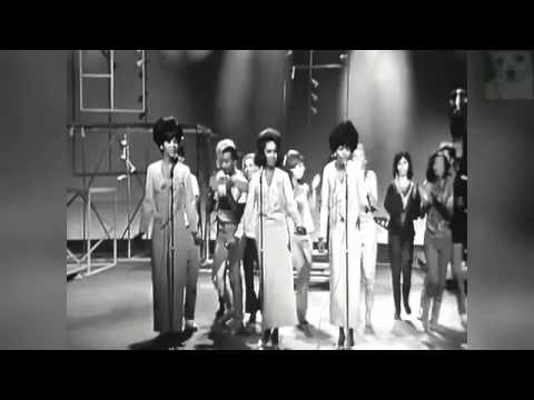 Diana Ross & The Supremes - T.A.M.I. Concert 1964
