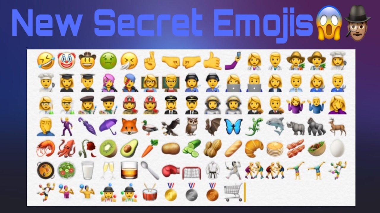 how to make emojis on computer