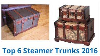 6 Best Steamer Trunks 2016