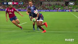 2018 Super Rugby Round Two: Rebels vs Reds