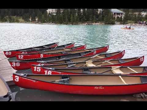 My Joureny  - Jasper to Banff , AB Canada