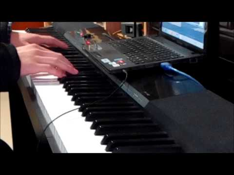 Gothic Storm-Whisper of hope Piano