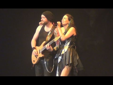 Within Temptation - Summertime Sadness - Live Le Zénith Paris 2014