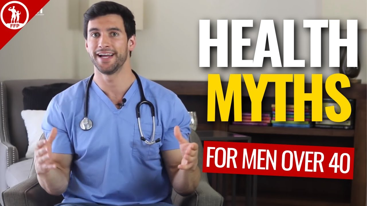 Learn the Truth About the Top Health Myths for Men Over 40