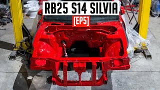 Shaved RB14 Bay PAINTED | RB25 S14 Silvia [EP5]