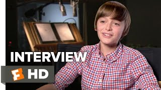 The Peanuts Movie Interview - Noah Schnapp (2015) - Animated Movie HD