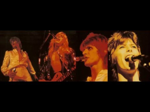 David Bowie - I Feel Free (live 6 May 1972)