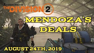 The Division 2 - Synergistic Talents, An Indepth Look (Build
