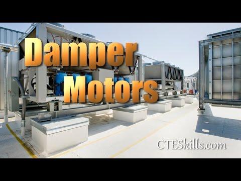 HVAC - Damper Motor in Zone Systems