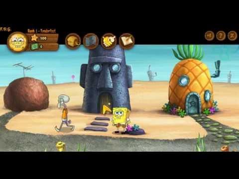 SpongeBob's Next Big Adventures (Больше приключения Губки Боба) - прохождение игры