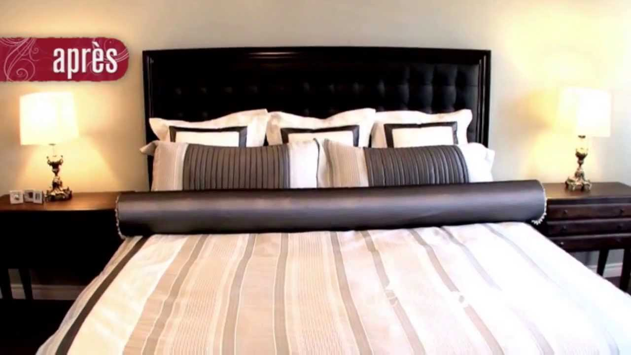 d cor parent avant apr s chambre coucher youtube. Black Bedroom Furniture Sets. Home Design Ideas