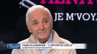 Charles AZNAVOUR  :