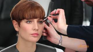 Making of Collection Coiffure Camille Albane automne hiver 2019