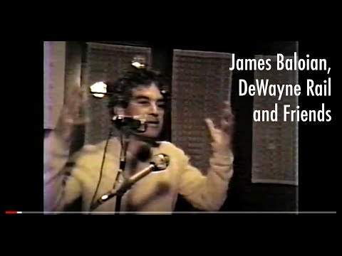 Ep 07 - James C. Baloian, DeWayne Rail, and Friends