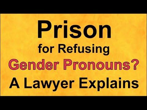 prison-for-refusing-gender-pronouns?-lawyer-explains-bill-c-16,-compelled-speech,-to-canadian-senate