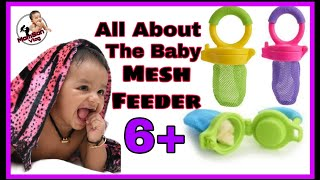 Baby Mesh Feeder   Fruit and Food Nibbler    Fruit And vegetables Pacifier   the baby food feeder