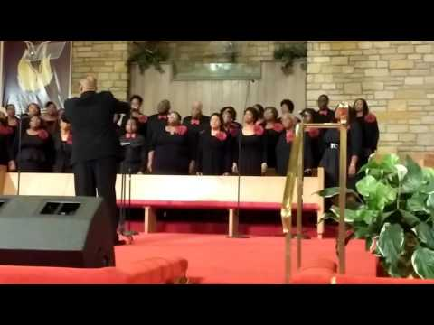 Trinity Baptist Church Mass Choir, Columbus, Ohio