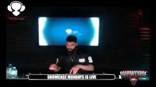 Ape Drums live on Showcase Mondays Episode. 52