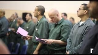 Cardinal Dolan's visit to Otisville Correctional