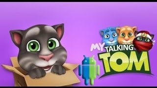 Мой говорящий Том (My Talking Tom) на Android/iOS GamePlay