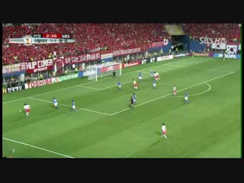 WC 2002 Korea Republic - Italy 18-6-02 Part 13