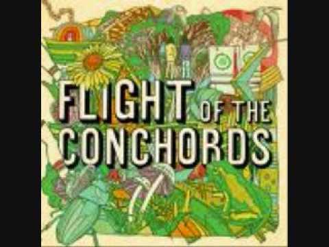 Flight Of The Conchords - Inner City Pressure (Lyrics)