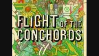 Flight Of The Conchords - Inner City Pressure (Lyrics)