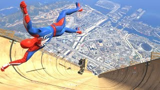 GTA 5 Epic Ragdolls/Spiderman Compilation vol.15 (GTA 5, Euphoria Physics, Fails, Funny Moments)