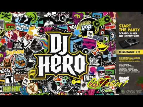 DJ Hero- Jay Z Ft Parrell Excuse Me Miss Vs Rick James Give It To Me Baby