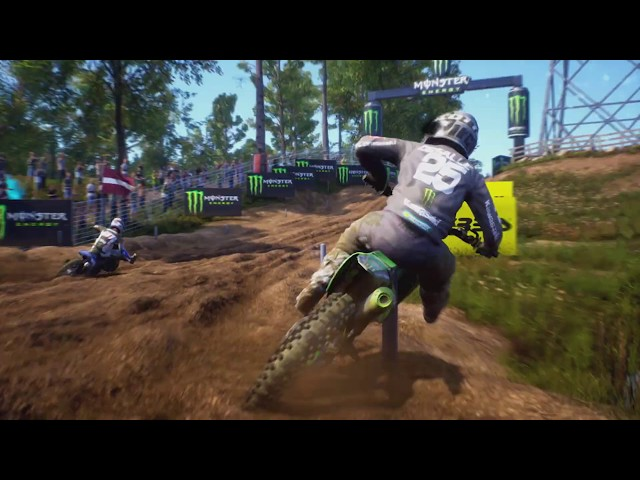 MXGP 2019 Announcement Trailer