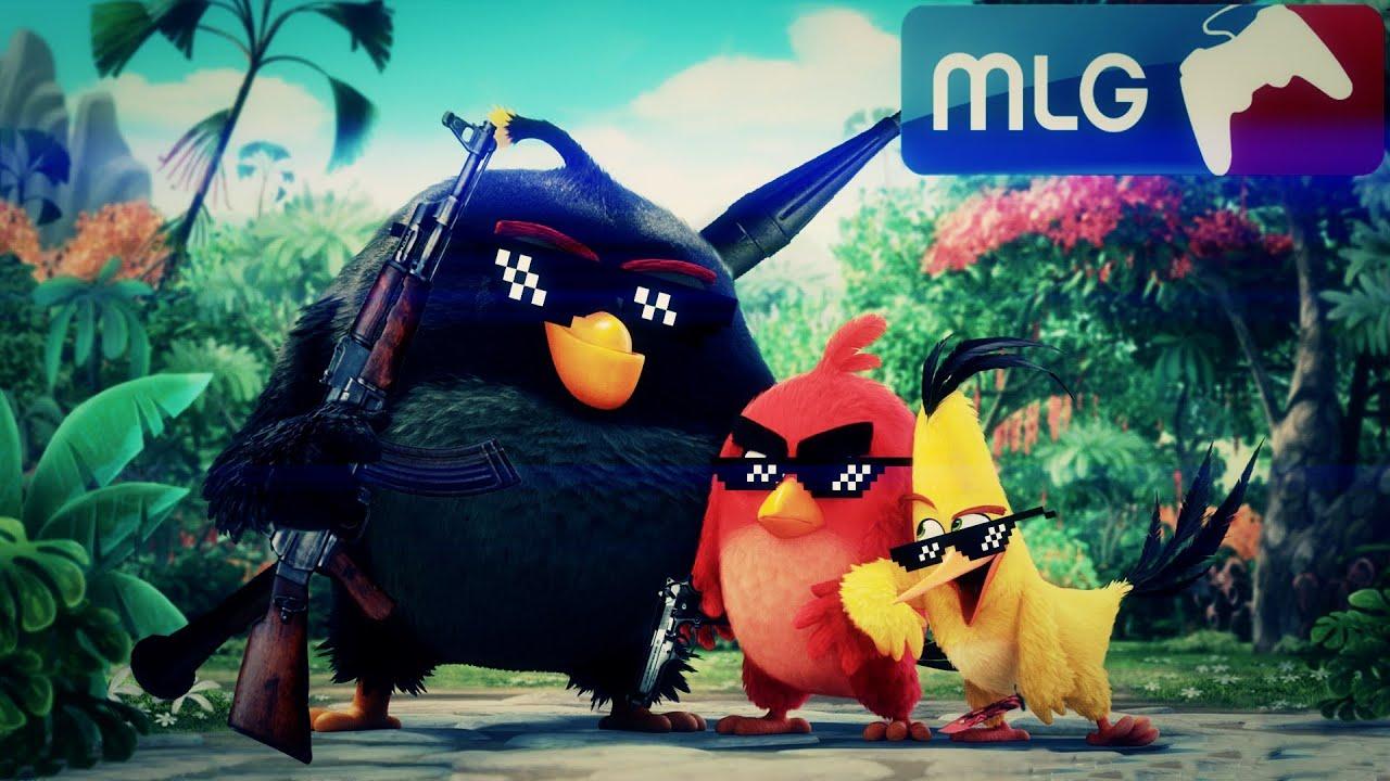 mlgangry birds movie youtube
