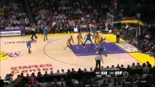 Kobe Bryant Lockdown Defense vs. Chris Paul 2011 NBA Playoffs Game 2