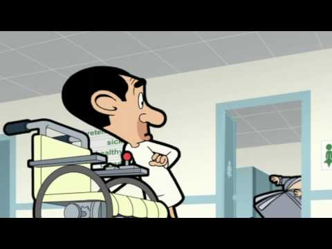 X-ray and operation | Funny Clip | Mr Bean Official Cartoon