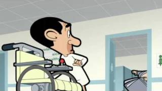X-ray and operation - Mr Bean Cartoon -- Röntgen und Operation