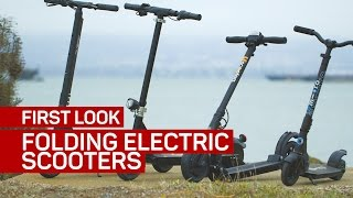 Zip zap zoom: What to look for in a folding electric scooter