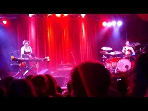 Dresden Dolls reunion at BSP Kingston NY