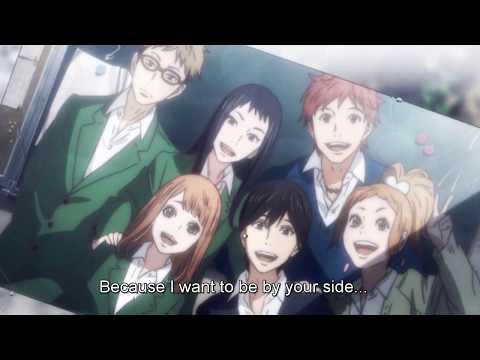 Kobukuro - Mirai (Orange Ending) English Subs (Nightcore)