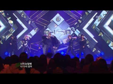 D-UNIT - Luv Me, 디유닛 - 러브 미, Music Core 20121117