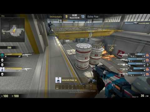 Immortals possibly cheating (Northern Arena LAN)