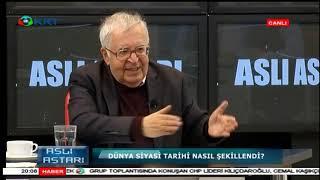 Aslı Astarı - İskender Özturanlı & Prof. Dr. Taner Timur - 13 Kasım 2018 - KRT TV