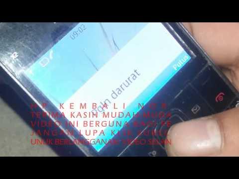 Jangan panik dan bimbang ketika Lupa Sandi / Password pada HP Nokia 216 Model : RM-1187. Karena di.