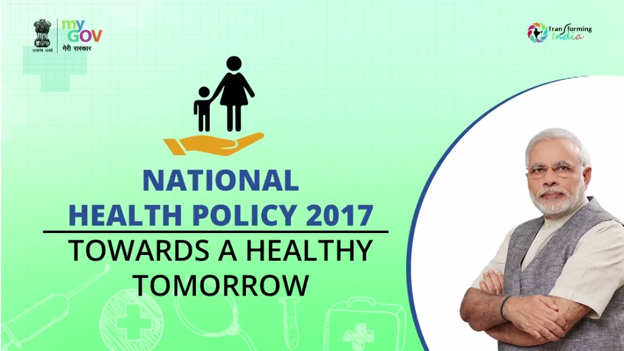 Image result for National Health Policy, 2017