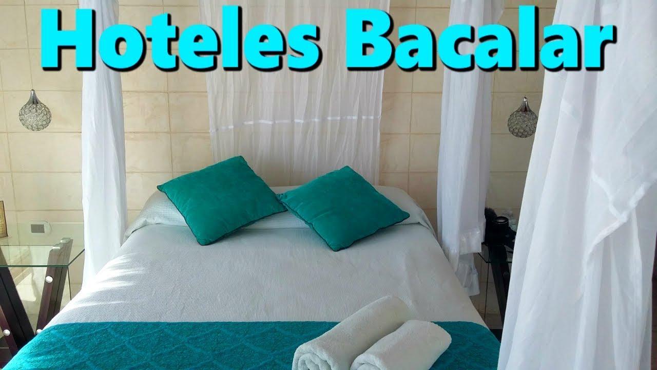 Hoteles en bacalar quintana roo m xico youtube for Hotel luxury en bacalar