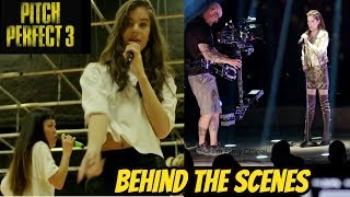 Pitch Perfect 3 Bloopers and Behind the Scenes - Hailee Steinfeld 2017